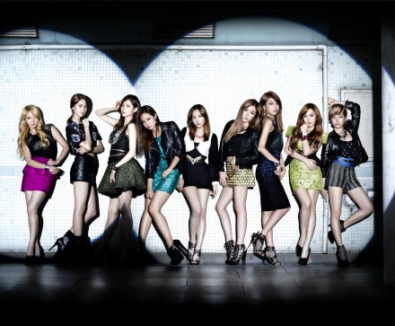 SNSD Japanese Single Flower Power HD Version