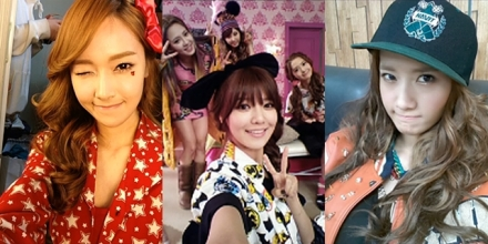 130105 SNSD Unreleased Selcas and Pictures Header