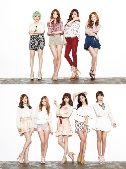 SNSD for an Interview