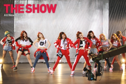 SNSD MTV The Show