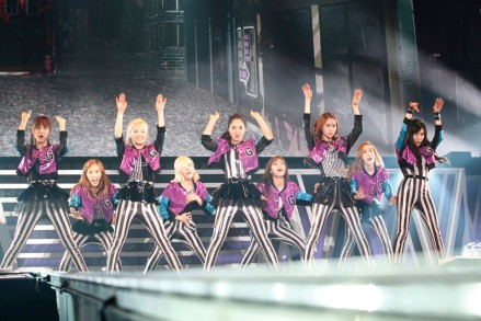 130422 SNSD 2nd Japan Tour from Naver LINE