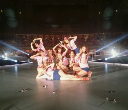 130422 SNSD last Concert at 2nd Japan Arena Tour in Osaka