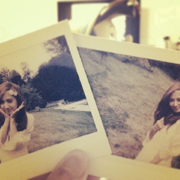 130804 Yuri Instagram Update